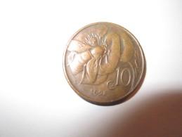 --1--PIECE--10-c--1928--ITALIE----SUP+------ - 1900-1946 : Victor Emmanuel III & Umberto II