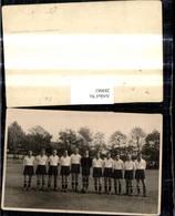 284061,Foto Ak Gruppenbild Fußballer Sport Fussball Fußball - Fussball