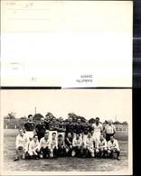 284059,Foto Ak Gruppenbild Fußballer Sport Fussball Fußball - Fussball