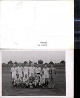 284060,Foto Ak Gruppenbild Fußballer Sport Fussball Fußball Mann M. Kamera - Fussball