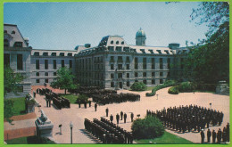U.S. NAVAL ACADEMY - ANNAPOLIS MARYLAND Midshipmen In Formation At Bancroft Hall - Annapolis – Naval Academy