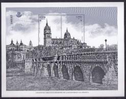 SPAIN ESPAGNE ESPAÑA 2016 Urban Complexes World Heritage. SALAMANCA - 1931-Today: 2nd Rep - ... Juan Carlos I