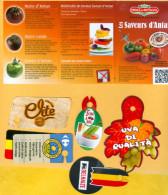 étiquettes Fruit + Légumes (labels) - Fruits & Vegetables