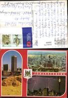 286808,Johannesburg Totale Burgersentrum Gewitter Blitze Mehrbildkarte - Südafrika