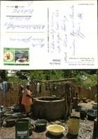286809,Senegal Un Puit De Village Au Senegal Dorfbrunnen Brunnen Eimer Volkstypen - Ansichtskarten