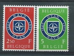 België      OBC      1094 / 1095   (XX)     Postfris - Belgium