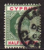 ZYPERN 1912 - MiNr: 59  Used - Zypern (Republik)