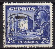 ZYPERN 1934 - MiNr: 123  Used - Zypern (Republik)