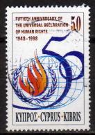 ZYPERN 1998 - MiNr: 919  Used - Zypern (Republik)