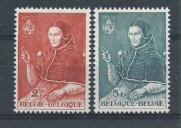 België      OBC      1109 / 1110    (XX)     Postfris - Non Classificati