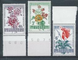 België      OBC      1122 / 1124    (XX)     Postfris - Zonder Classificatie