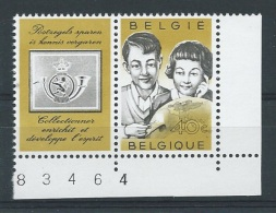 België      OBC      1152    (XX)     Postfris - Bélgica