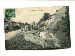 CP - LAUNOIS (08) La Pereuse - Frankrijk