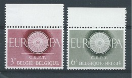 België      OBC      1150 / 1151    (XX)     Postfris - Bélgica