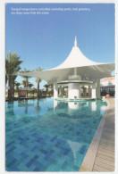 United Arab Emirates - Dubai - Ritz Carlton Hotel - Swimming Pool Steps Away From The Ocean - Emirats Arabes Unis