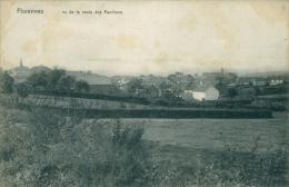 BELGIQUE FLORENNES / Vue De La Route Des Pavillons / - Florennes