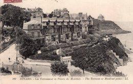 B25743 Dinard - Les Terrasses Et La Pointe Du Moulinet - France