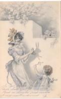 Femme Et Son Enfant - Illustration MM VIENNE - 213 - Vienne