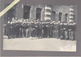 Belgique - Militaire - 6è Regiment De Ligne - Arrivée Du Facteur - Distribution Du Courrier - Belgique