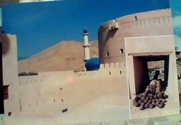OMAN  NIZWA FORT   N1990 FN3521 - Oman