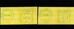 IRELAND/EIRE - 1993  POSTAGE DUES SET  MINT NH - Segnatasse