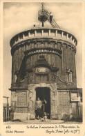 63 - LE BALCON D'ORIENTATION DU PUY DE DOME  - CPA ANIMEE -  VOIR SCANS - Unclassified