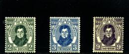 IRELAND/EIRE - 1929  CATHOLIC EMANCIPATION SET  MINT NH - 1922-37 Stato Libero D'Irlanda