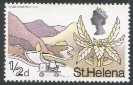 St Helena. 1968 Definitives. ½d MNH. SG 226 - Saint Helena Island