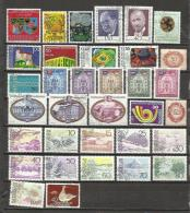 7444-Lote Sellos Buenos Valores Alguna Serie Completa Liechtenstein,buen Valor,excelente Calidad.sellos Especiales,matas - Liechtenstein