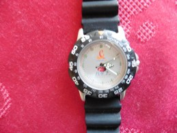Montre Publicitaire  Race ,Logo De France Télécom Pour Collectionneurs - Advertisement Watches