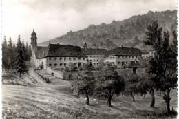 Guéberschwihr Vue Générale Du Couvent Saint Marc - France