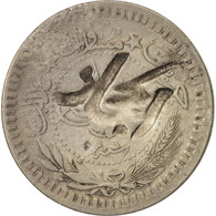HEJAZ, Al Husain Ibn Ali, 40 Para, 1916 (1327//9), TTB, Copper-nickel, KM:5 - Saudi Arabia
