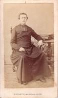 GAND Aug. ENGELBEEN, Aumônier De La Garnison Militaire De GAnd GENT Années 1860 Photo CDV Par DE LAETRE - Anciennes (Av. 1900)