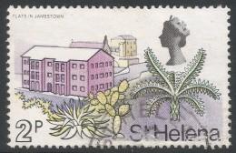 St Helena. 1971 Decimal Currency. 2p Used. SG 264 - Saint Helena Island