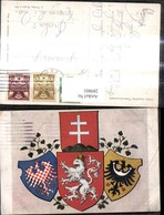 289801,Künstler Ak Wappen Znaky Republiky Ceskoslovenske Tschechien - Geschichte