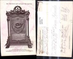 289786,Postwesen Posthorn In Eisen Post WW1 - Post & Briefboten