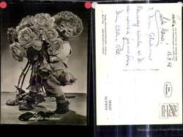 289840,Mecki 15 Igel Mann M. Rosen Blumen Herzliche Gratulation Pub Diehl Film - Mecki