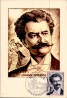 JOHANN STRAUSS  1975 /LOT 1632 - Monaco