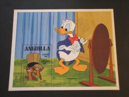 ANGUILLA - BF 1981 PASQUA/SCOIATTOLI(CIP E CIOP), Ecc. -NUOVO(++) - Anguilla (1968-...)