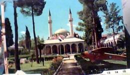 SIRIA SYRIA DAMASCO  DAMASCUS SULTAN SELIM  MOSQUE AEREO AVION IN THE GARDEN N1975  FN3546 - Dubai