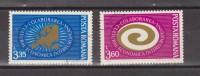 1973 -  EUROPA  Mi No 3120/3121 Et YV No 2755/2756 - 1948-.... Repúblicas
