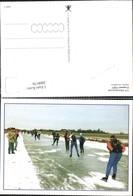 2008176,Friesland 15. Elfstedentocht 1997 Zwette Toerrijders Schlittschuhlaufen Eisla - Sin Clasificación