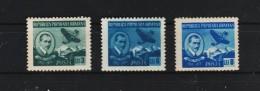 1950 - AUREL VLAICU  Mi No 1335/1337 Et Yv No 1190/1192 MNH - Ungebraucht