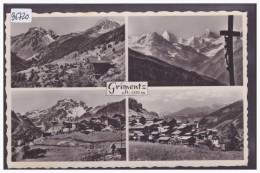 GRIMENTZ - TB - VS Valais
