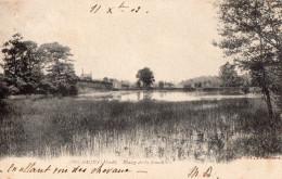 FOURMIES - ETANG DE LA BOUCHERE  -  Décembre 1903 - Fourmies