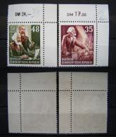 DDR - 1953 Marx Mi.Nr.391,390** Postfrisch     (H189) - [6] República Democrática