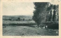 CPA Toucy-Paysage Sur L'Ouate à Barnaud    L2149 - Toucy