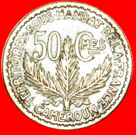 § FRANCE: CAMEROON ★ 50 CENTIMES 1924! LOW START ★ NO RESERVE! - Cameroun