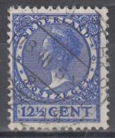 D5268 - Netherlands Mi.Nr. 216A O/used, Perf. 12 1/2 - 1891-1948 (Wilhelmine)