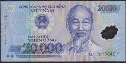Vietnam 20000 Dong 2006 P120a UNC - Vietnam